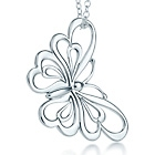 Butterfly pendant tiffany
