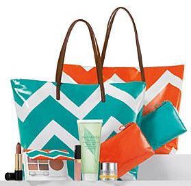 Purchase with Purchase :  Bon Ton Elizabeth Arden & Clinque